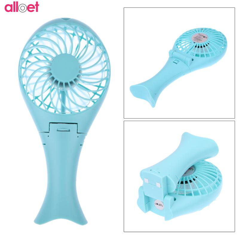 Foldable Handheld Charging Fan USB Portable Folding Small Fan Outdoor Home Mini Fan rechargeable air conditioner for outdoor couple fan usb small fan motor combo dual folding fan rotatable rechargeable portable mini fan