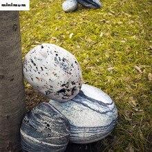 Creative Stone pillow cobblestone Lazy sofa creative decoration Children's toy cushions Plush PP cotton Pillow free shipping