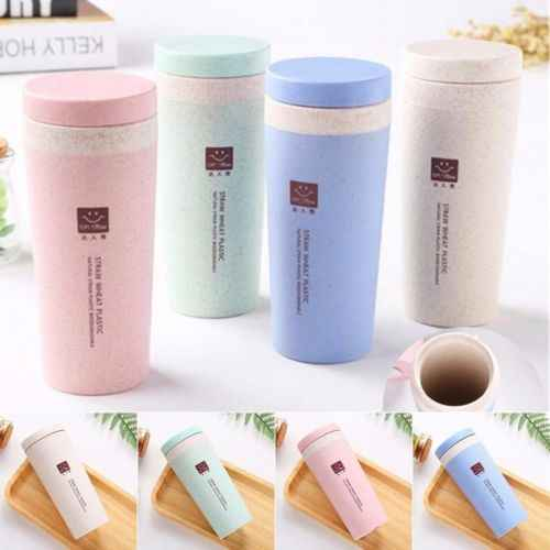 300ml Thermos Vacuum Cup Travel Outdoor School Coffee Flask Water Bottle Mug
