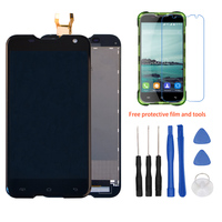 For Original Blackview BV5000 LCD Screen Display Touch Screen Phone Lcds Digitizer Sensor Glass Assembly Replacement