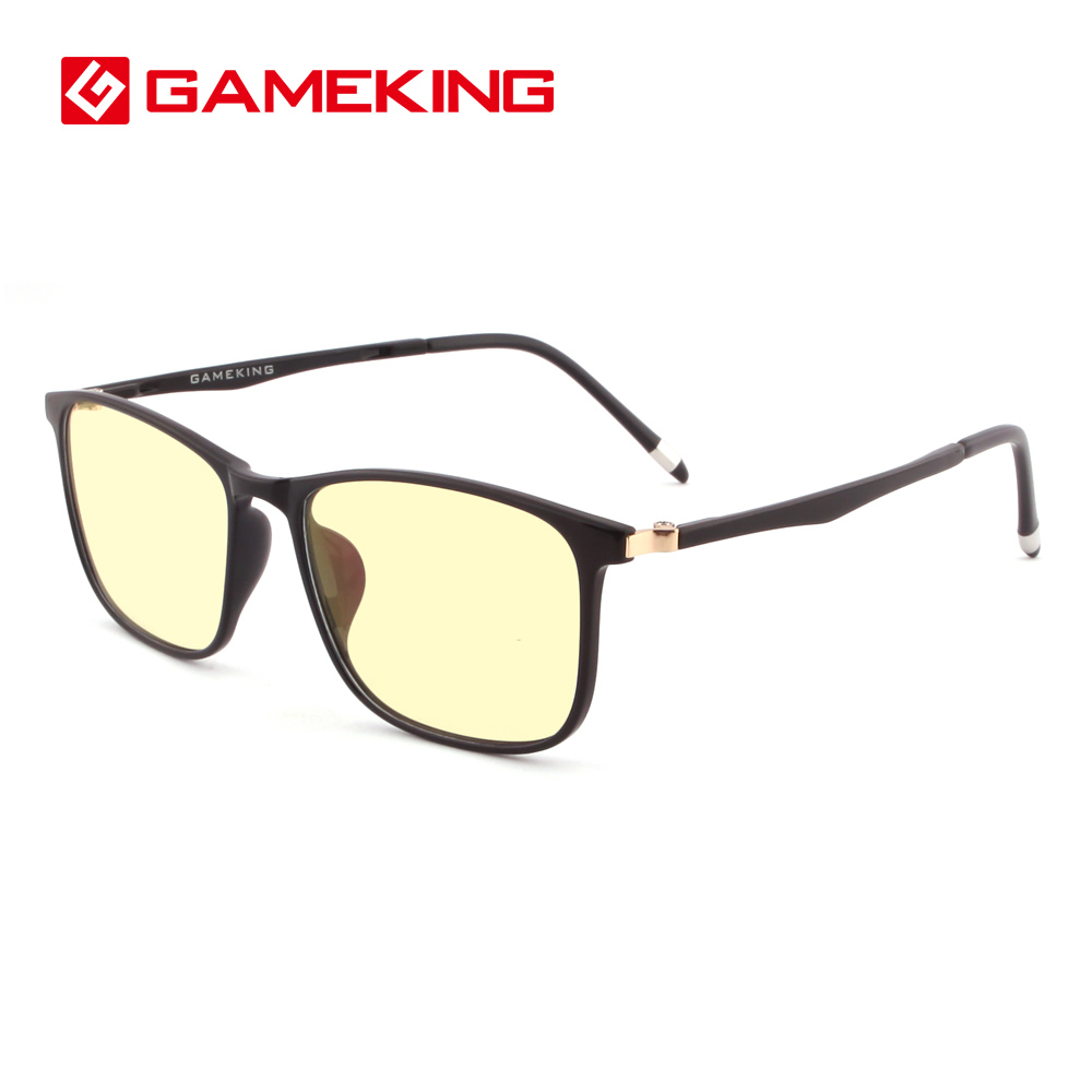3cbaa2c6557d Gameking Blue Light Blocking Computer Glasses Anti Glare Anti Blue Rays  Light TR90 Frame Gaming Glasses for Digital Screen