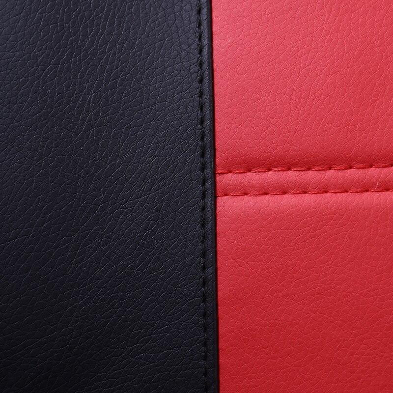 Yuzhe PU Leather Auto Universal Fundas de asiento de coche Cubiertas - Accesorios de interior de coche - foto 6
