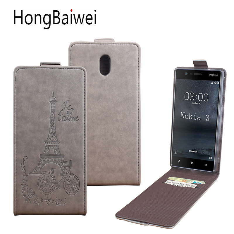 Flip <font><b>Case</b></font> For <font><b>Nokia</b></font> 6 <font><b>Nokia</b></font> 3.1 PU Leather Wallet Cover <font><b>Nokia</b></font> 5 <font><b>5.1</b></font> Lumia 540 640 640XL 535 TPU <font><b>Phone</b></font> Bag <font><b>Case</b></font> for <font><b>Nokia</b></font> 3 coque image