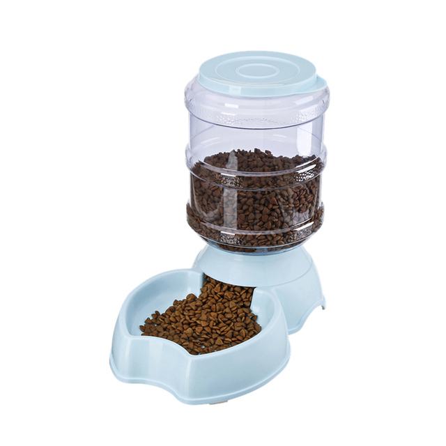 3.8L Automatic Pet Feeder Dog/Cat Drinking Bowl 5