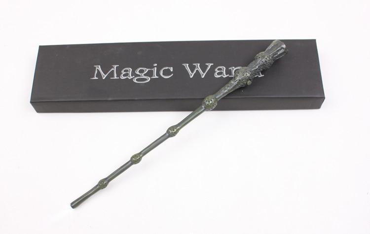 Led light harry potter six ball dumbledore 39 s magical wand for Led wands wholesale