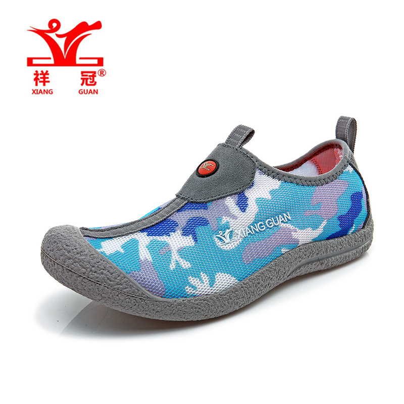 2016 Free Shipping Outdoor Wading Men Aqua Shoes Fast Dry Summer Shoes Sandals Lightweight Breathable font