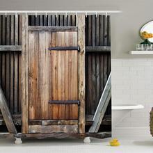 Rustic Shower Curtain с бесплатной доставкой на Aliexpresscom