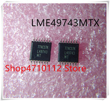 NEW 10PCS/LOT LME49743MTX LME49743 L49743 L49743MT LME49743MT TSSOP-14 IC