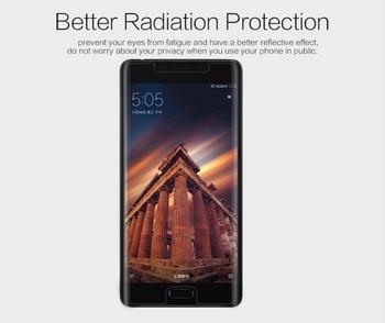 2 Unids/lote Para Xiaomi Note 2 NILLKIN Película Protectora Antihuellas Dactilares Súper Clara O Película Protectora De Pantalla Mate Para Mi Nota 2