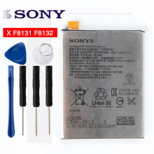 Oryginalny Sony F8131 bateria do Sony smartfon XPERIA X PERFORMANCE F8131 F8132 2700 mAh LIP1624ERPC(China)