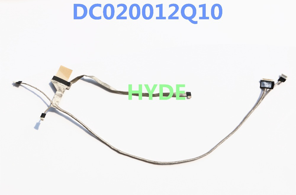 NEW DC020012Q10 LVDS CABLE FOR Toshiba Satellite A660 A665 LCD LVDS CABLE