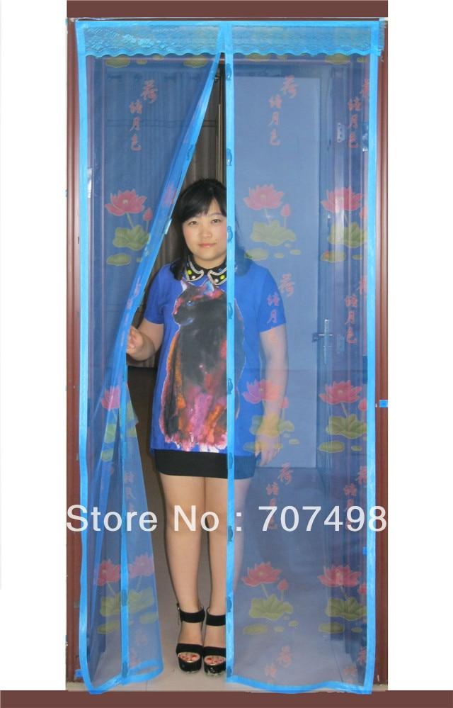 Aliexpress Com Sliding Door Screen Magnetic Fly Magic