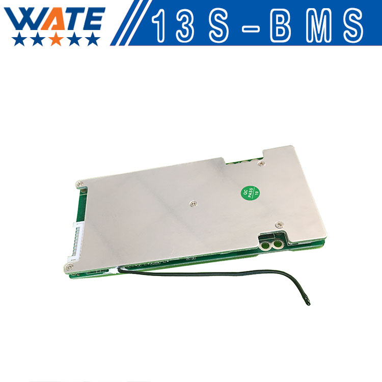 2PCS/lot48V 40A BMS 13S 48V(54.6V) li-ion battery BMS PCM 40A continuous 100A pe