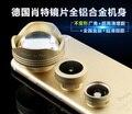 Teléfono Lente de la cámara como la Función de Importación de SLR profesional Óptico lentes lente universal del teléfono móvil para iphone 5 5s 6 6 s