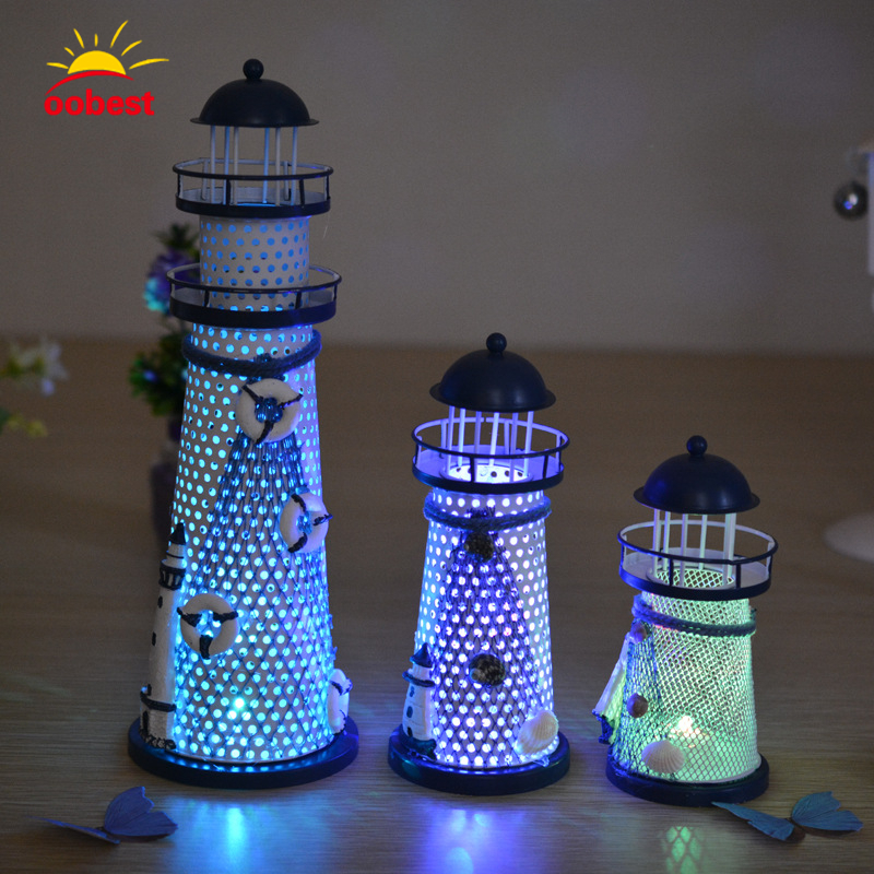 lighthouse man lamp lamps decorative st lighthouses authenitc tl augustine the