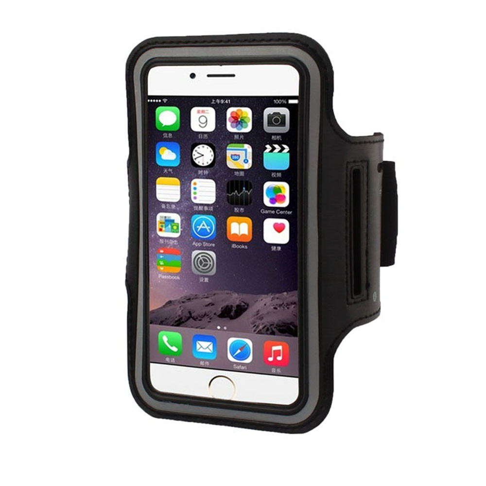 In Workmanship New Fashion Adjustable Running Sport Gym Armbands Bag Case For Iphone 6 6plus 5s 5c 5 4s 4 Waterproof Jogging Mobile Phone Belt Cover Exquisite