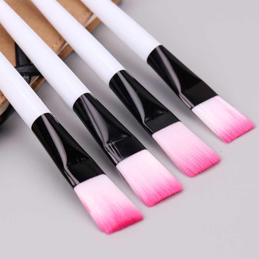 1PC Cosmetic Brush Make Up Face Facial Mud Mask Brush Powder Foundation Contour Blending Makeup Beauty Tools