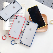 Simple frameless hard phone case for iphone7 7plus 8plus 8 scrub Bare telephone feel cover for iPhone xs max x xr 7 8 6 6s plus цена 2017