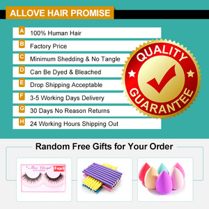 Image 2 - Allove Peruvian Yaki Straight Human Hair Weave Bundles Natural Color Double Machine Weft Hair Extensions Non Remy Hair Bundles