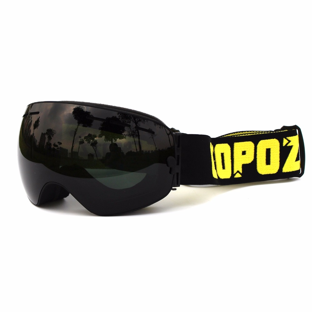 COPOZZ merk skibril 2 dubbele lens anti-condens UV400 grote grote - Sportkleding en accessoires - Foto 6