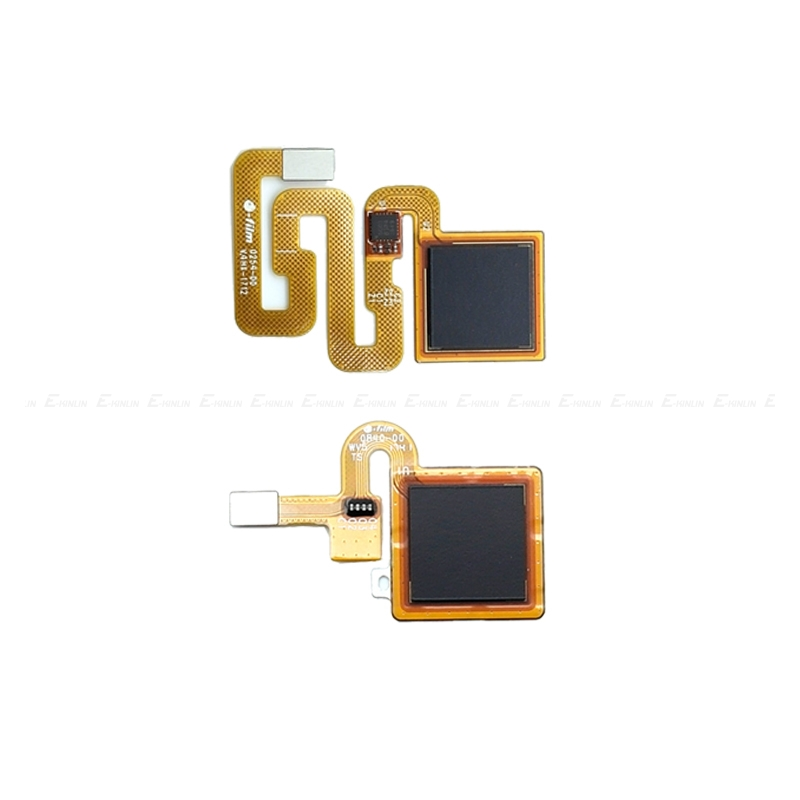Touch ID Fingerprint Sensor Scanner Flex Cable For Xiaomi Redmi 4X 4 Pro Prime 5 Plus Back Home Return Button Key Replace Parts