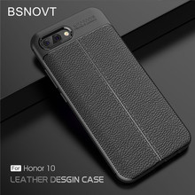 BSNOVT Huawei Honor 10 Case Cover Shockproof Luxury Leather TPU For Phone Fundas 5.84}