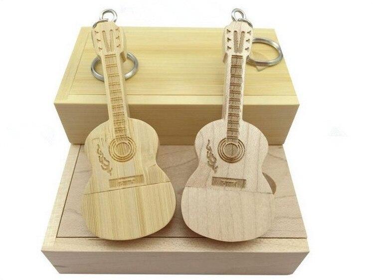 100% de capacité réelle en forme de guitare en forme de stylo de - Stockage externe - Photo 1