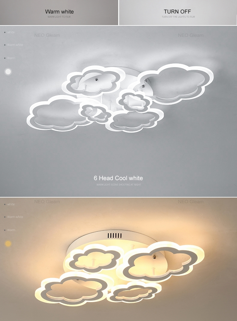 HTB1WOsnbcrrK1RjSspaq6AREXXao Clouds Designer  Minimalist Modern led ceiling lights for living Study room bedroom AC85-265V modern led ceiling lamp fixtures