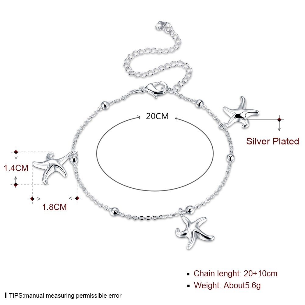 itm loading image charm designer chain jewelry is ankle foot pendant bracelet silver fashion anklet bracelets