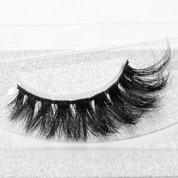 Visofree Eyelashes 3D Mink Lashes High Volume Handmade Mink False Eyelashes Thick Full Strip Lashes Cruelty Free cilios posticos