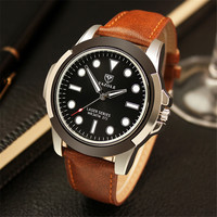 2017 New Fashion Luxury Business Men S Watch Clear Night Light Indicator Function Personality Large Dial