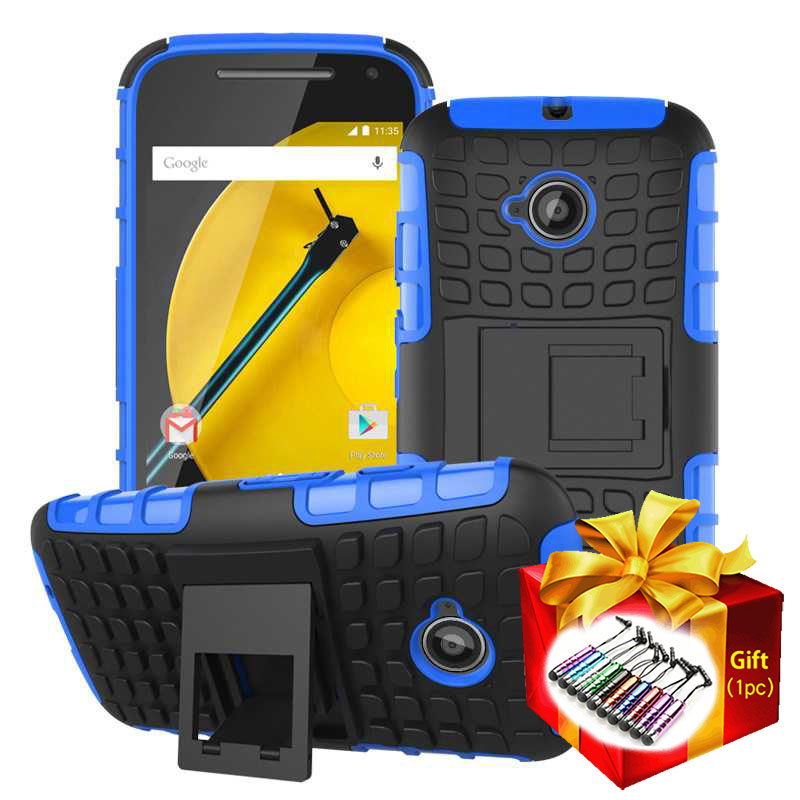 Heavy Duty Case For Motorola Moto G G2 G3 E E2 X2 X 2nd Gen X Play Moto X Style Armor Cases Hybrid Soft TPU Hard PC Back Cover