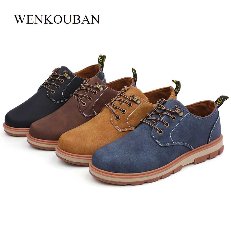 Image 5 - Leather Shoes Men Black Formal Shoes Summer Oxford Shoes For Men Flats Retro Thick Bottom Lace Up Zapatos De Hombre Size 39 45-in Formal Shoes from Shoes