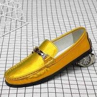 New Fashion Business Dress Men Shoes Office Genuine Leather High Quality Soft Light Elegant Designer Formal Men Oxfords Shoes