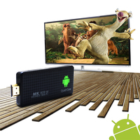 MK809 IV Android TV Mini PC RK3229 Quad Core 1 GB 8 GB 4 K Android 5.1 TV Dongle Stick XBMC Miracast WiFi Smart Media lettore