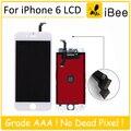 10 unids grado aaa 4.7 pulgadas ecran para iphone 6 6g Lente de Reemplazo de pantalla LCD de Pantalla Táctil con Digitalizador de envío gratis