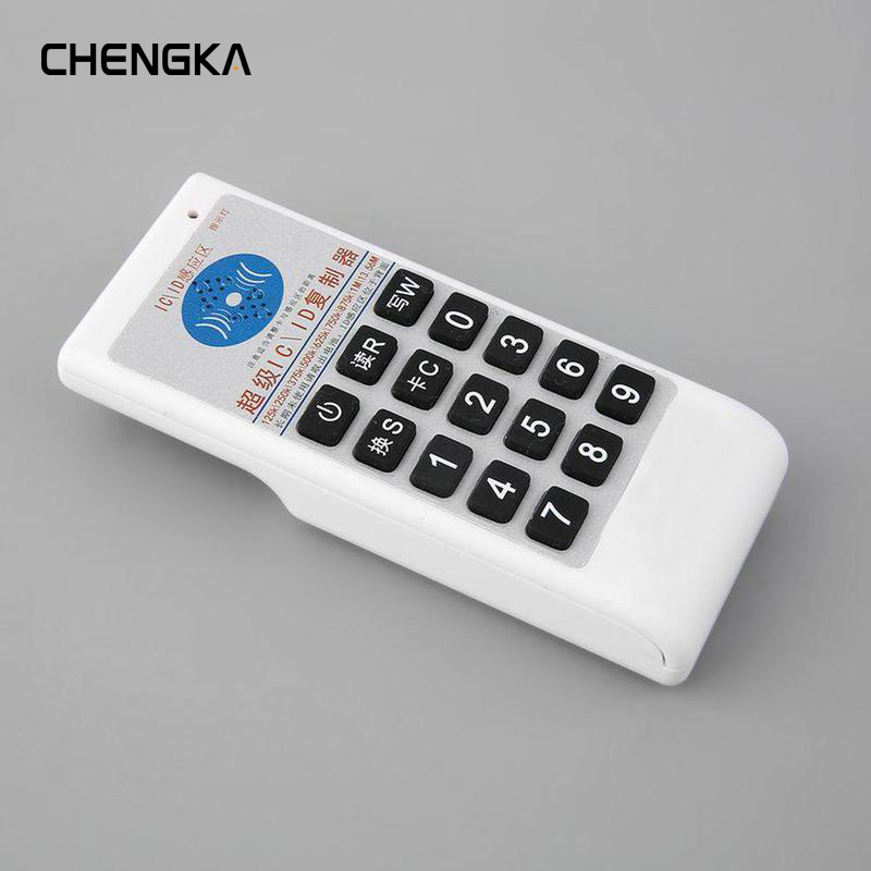 Handheld RFID IC/ID Card Reader Writer Copier Duplicator 125Khz 13.56MHZ Access Control Card