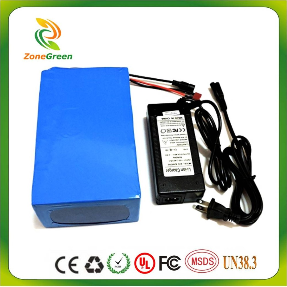 No tax 2000w 48v 20ah electric bike battery motor li ion for Battery powered dc motor