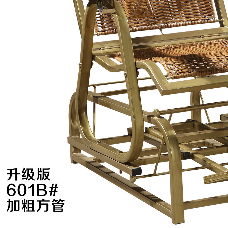 recliner patio chair upholstered arm happy old rocking chairs couches lunch on the outdoor wrought iron wicker staff in chaise lounge from furniture