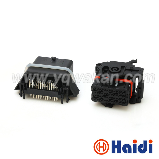 Free shipping 1set 48pin ECU auto wiring harness cable male female plug connector 5007620481_640x640 free shipping 1set 48pin ecu auto wiring harness cable male female
