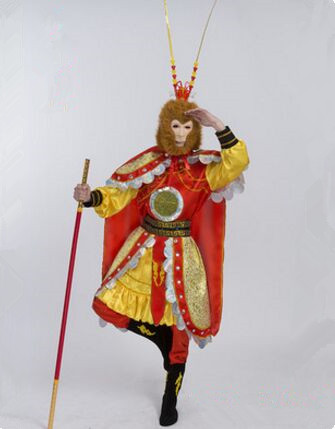 New Style Sun Wukong Cosplay Costumes Monkey Costumes Sun Wukong Costume Funny Cosplay Halloween Cosplay A Complete Range Of Specifications Boys Costumes Kids Costumes & Accessories