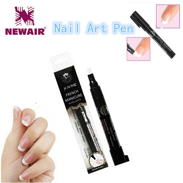 Nail Art Pen French Manicure Pen Nail Art Equipment Nail Polish Lady ...