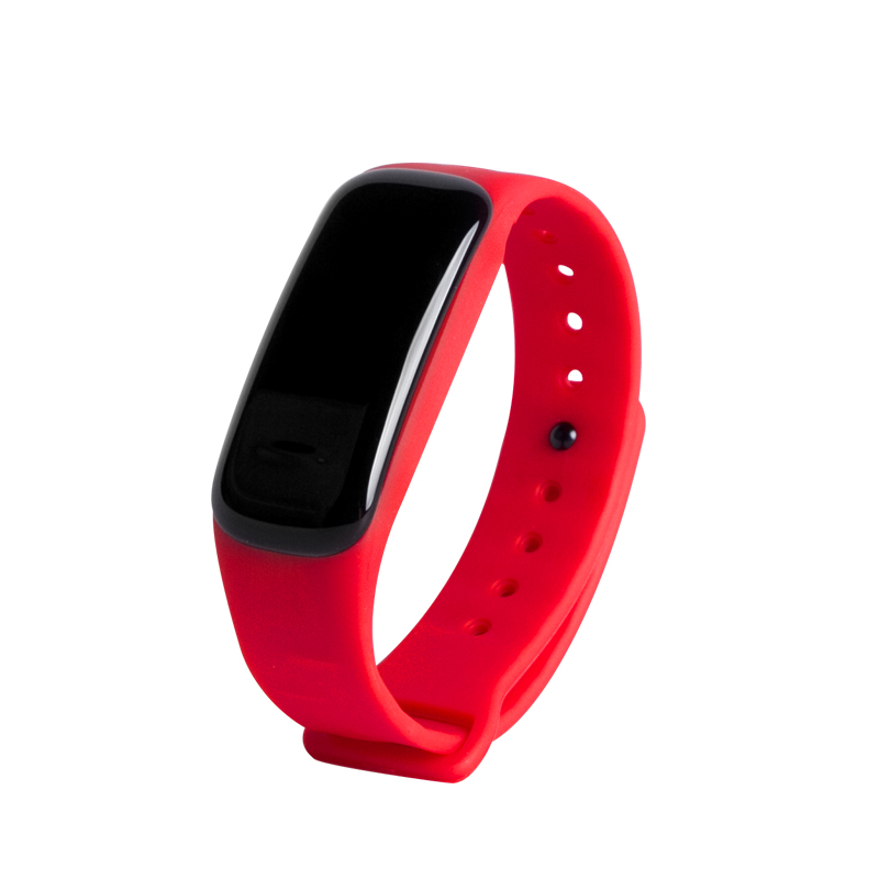 Sports Smart Bracelet C1 Support Real-time Dynamic Heart Rate Blood Pressure Monitor for Android 4.4 IOS 8.0 or above