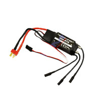 1PC Hobbywing Seaking 40A ESC Dual Way Bidirectional ESC 2S 3S Lipo Water cooled Speed Controller for RC Boats Accessories