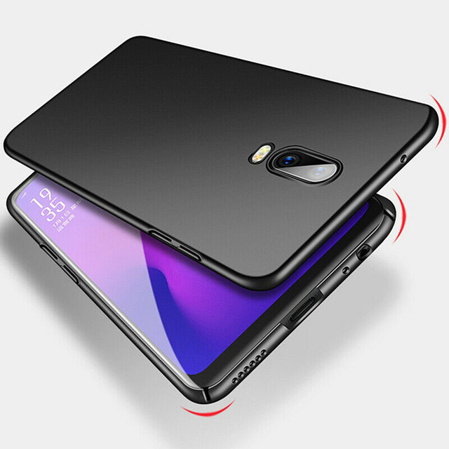 Slim Frosted Matte Phone Case For Coque OnePlus 7T 7 Pro 6T 6 Hard PC Plastic Back Cover For one plus 5 5T 3 3T Anti-skid Fundas