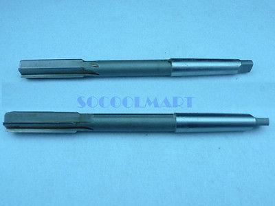 1pcs HSS H7 Machinery Longer Taper Shank Straight Chucking Reamers 18x350mm  цены