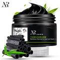 Eliminación de puntos negros Máscara de Carbón de Bambú Negro Máscaras de Belleza Cuidado de La Piel Facial de La Espinilla Del Tratamiento Del Acné Hidratante Para Blanquear