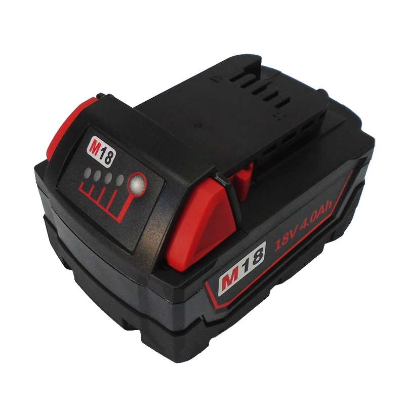 2 x18V 5000mAh black Lithium Extended Battery For Milwaukee M18 XC 48-11-1850 1890 стоимость