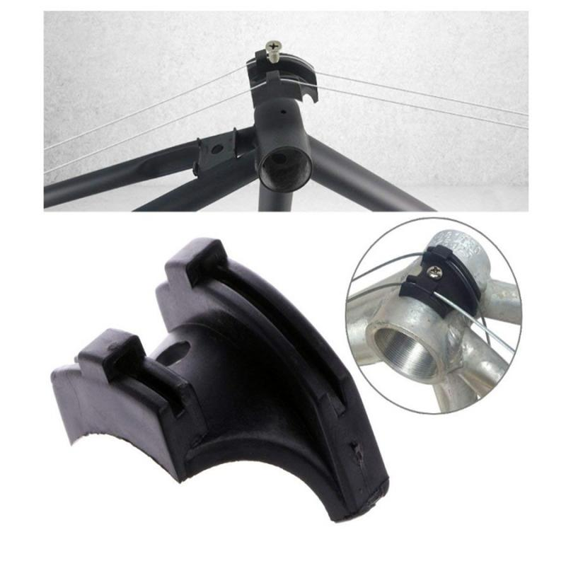 Bottom Bracket Shift Gear Cable Guide Routing 4.2cmx3cm/1.57x1.18 Inch For Bikes Bicycles