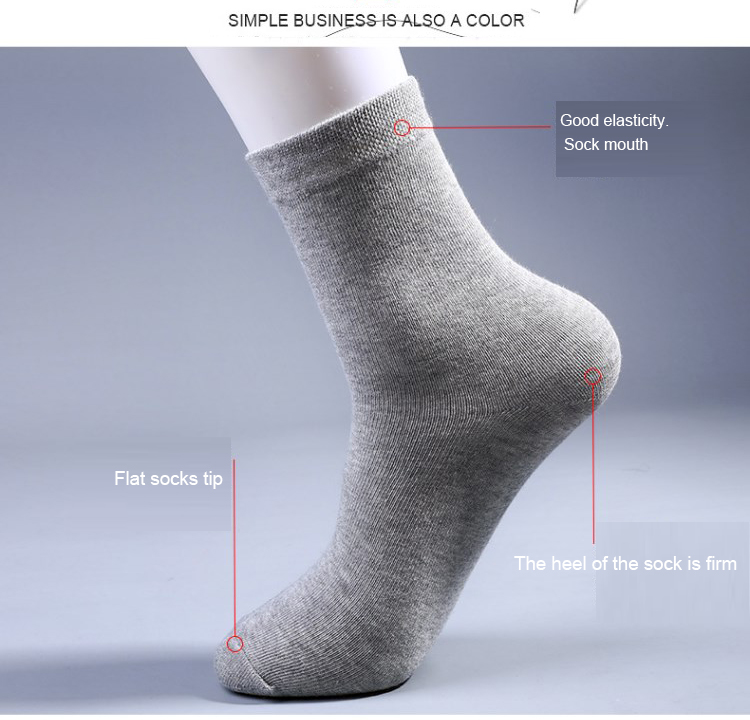 Brand Pairs Cotton Socks For Men 13